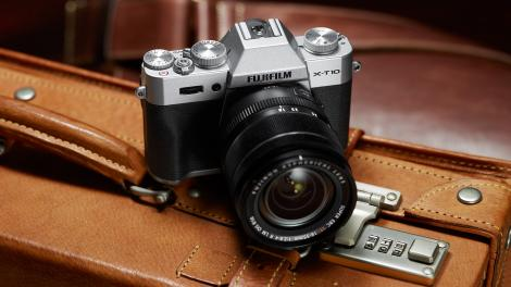 Hands-on review: Fuji X-T10