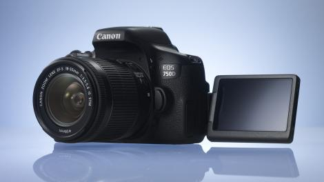 Hands-on review: Canon 750D (Rebel T6i)