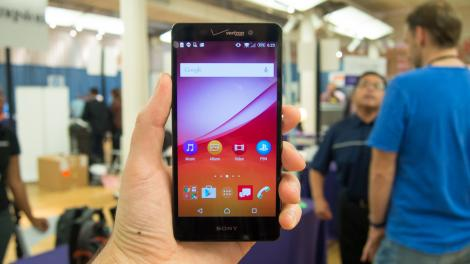 Hands-on review: Sony Xperia Z4v