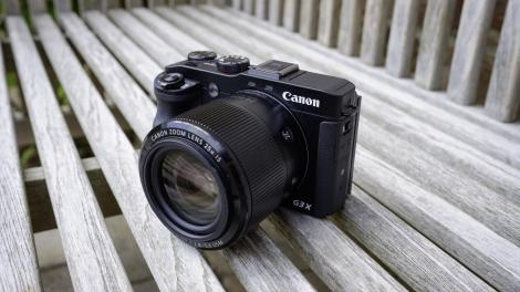 Review: Updated: Canon G3 X