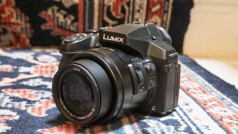 Hands-on review: Panasonic Lumix DMC-FZ330