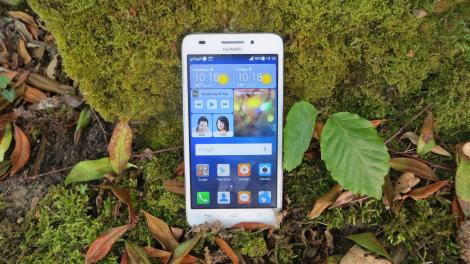 Review: Huawei Ascend G620S