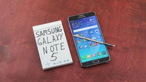 Review: UPDATED: Samsung Galaxy Note 5