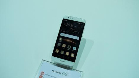 Hands-on review: IFA 2015: Huawei G8