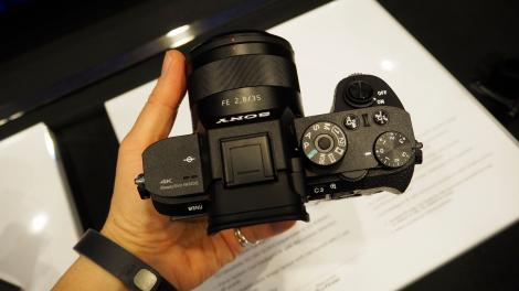Hands-on review: Sony A7S II