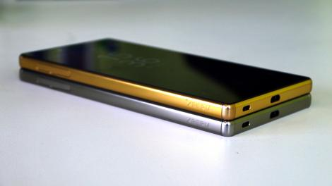 Hands-on review: IFA 2015: Sony Xperia Z5 Premium