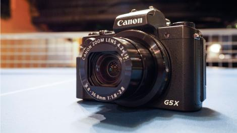 Hands-on review: Updated: Canon PowerShot G5 X