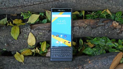 Review: BlackBerry Priv