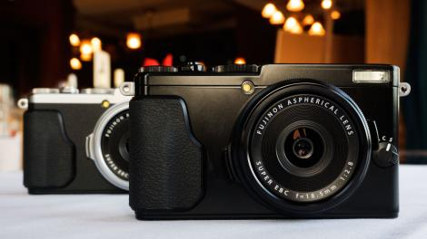 Hands-on review: Fuji X70