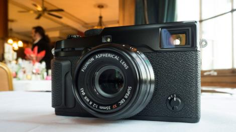 Hands-on review: Fuji X-Pro2