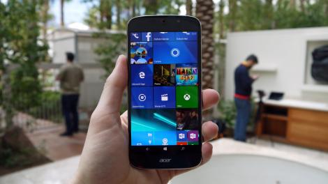 Hands-on review: CES 2016: Acer Liquid Jade Primo