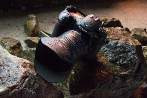 Hands-on review: CES 2016: Nikon D500