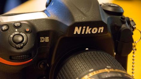 Hands-on review: CES 2016: Nikon D5