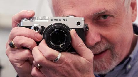 Hands-on review: Olympus PEN-F