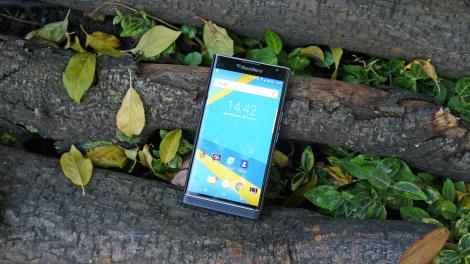 Review: Updated: BlackBerry Priv
