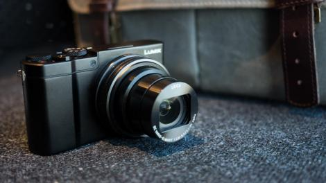 Hands-on review: Panasonic TZ100/ZS100