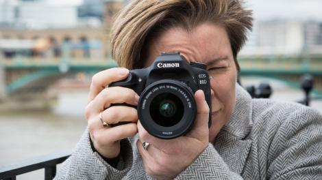 Hands-on review: Canon EOS 80D