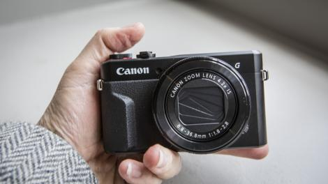 Review: Canon PowerShot G7 X II
