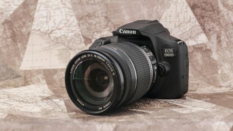 Review: Canon EOS 1300D