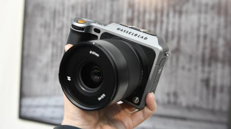 Hands-on review: Hasselblad X1D