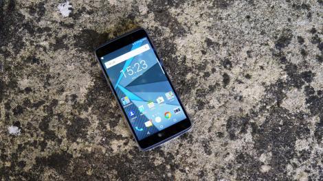 Hands-on review: BlackBerry DTEK50