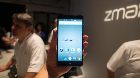 Hands-on review: ZTE Z Max Pro