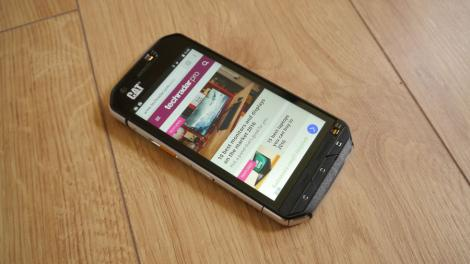 Hands-on review: Cat S60