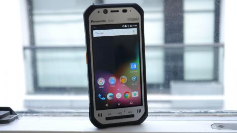 Hands-on review: Panasonic Toughpad FZ-N1
