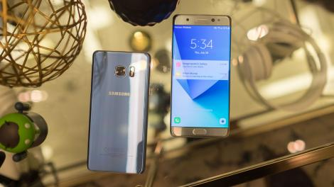 Hands-on review: UPDATED: Samsung Galaxy Note 7