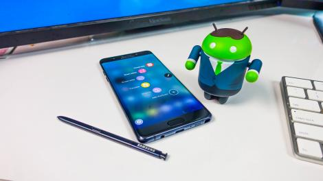 Review: UPDATED: Samsung Galaxy Note 7