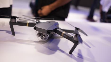 Hands-on review: DJI Mavic Pro