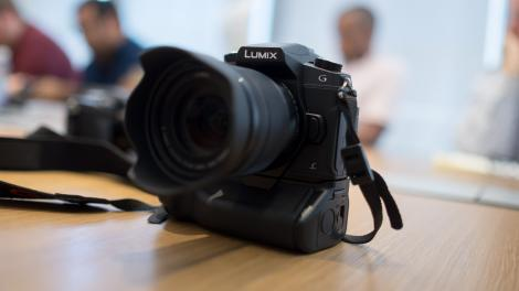 Hands-on review: Photokina 2016: Panasonic Lumix G85