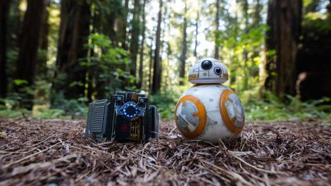 Hands-on review: updated: Sphero BB-8 with Force Band