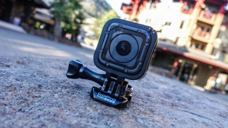 Hands-on review: GoPro Hero5 Session