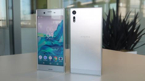 Hands-on review: IFA 2016: Sony Xperia XZ