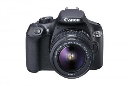 Canon EOS 1300D review
