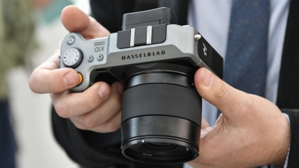 Hasselblad XD1 hands-on