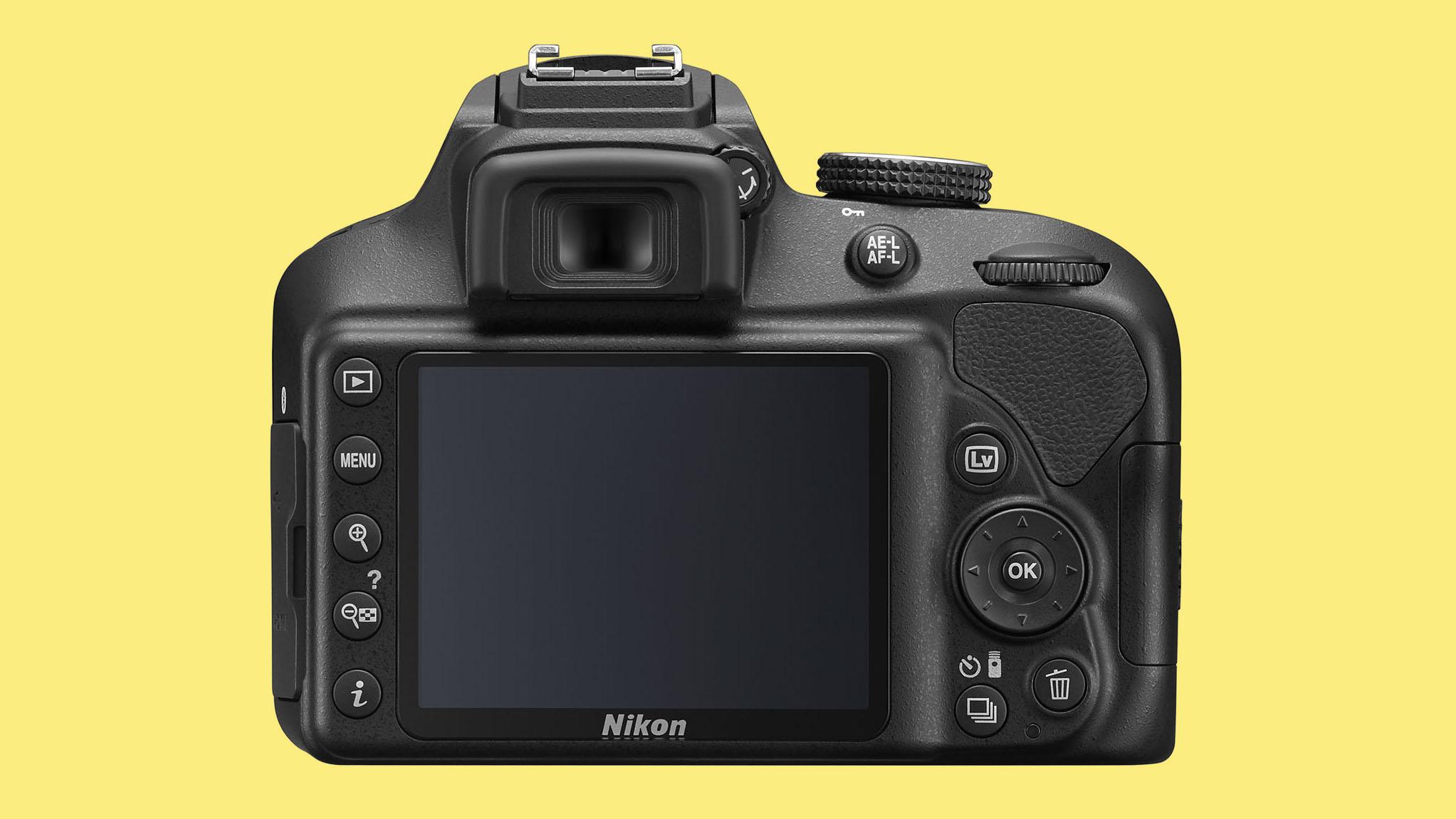 Nikond D3400