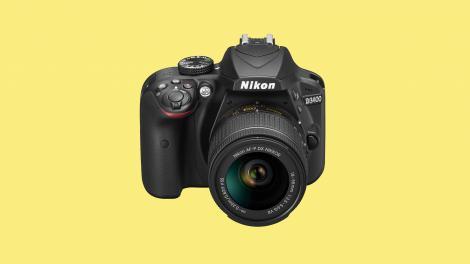 Review: Nikon D3400