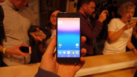Hands-on review: Updated: Google Pixel