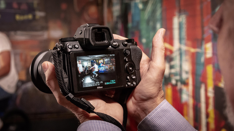 Nikon Z7 review   Organizer