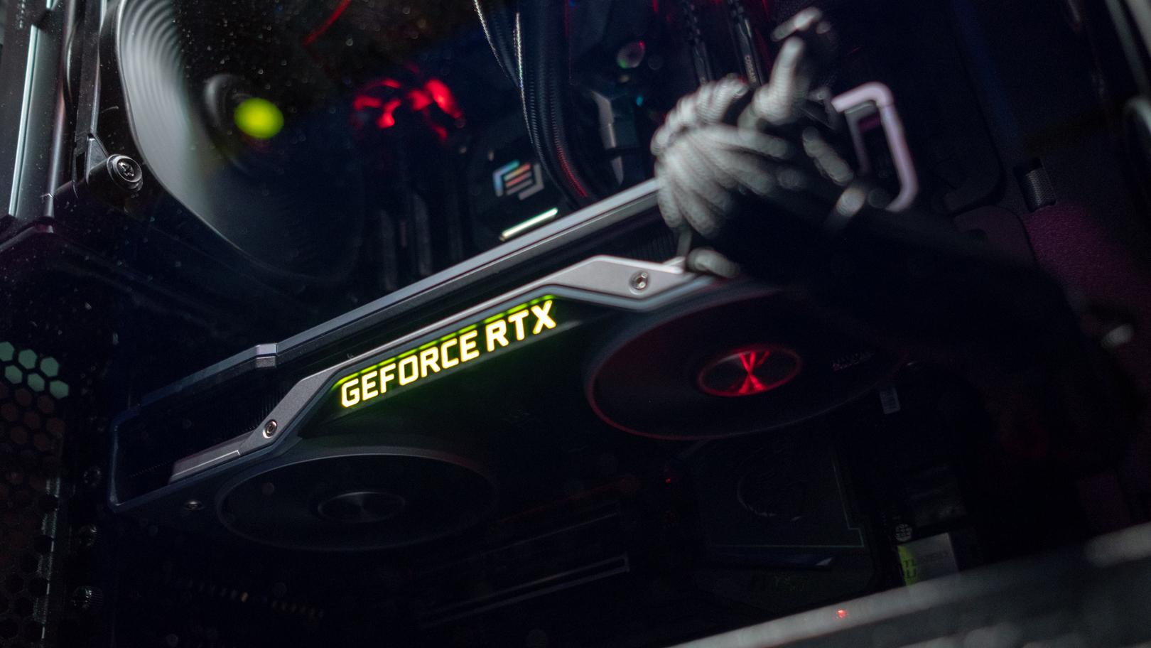 Nvidia in 2018