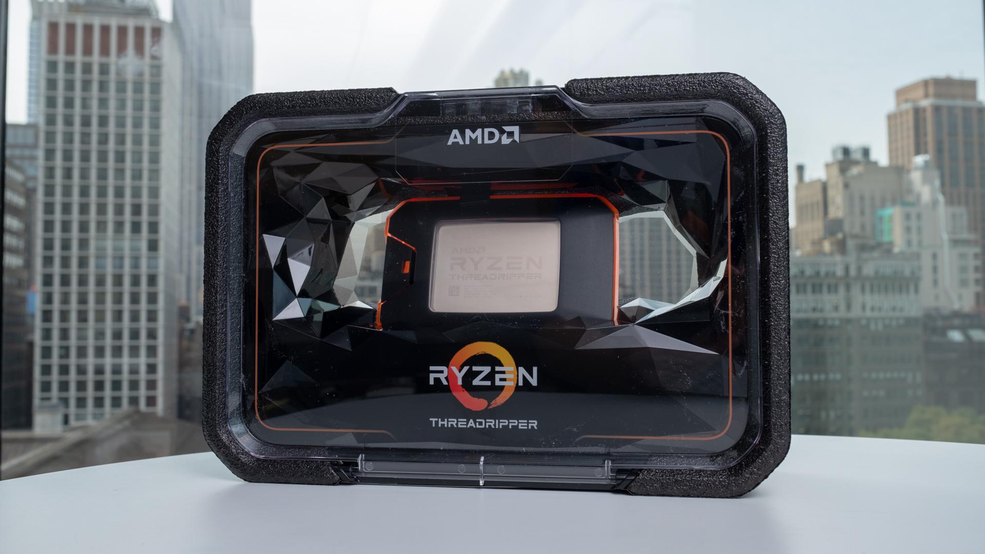 AMD in 2018