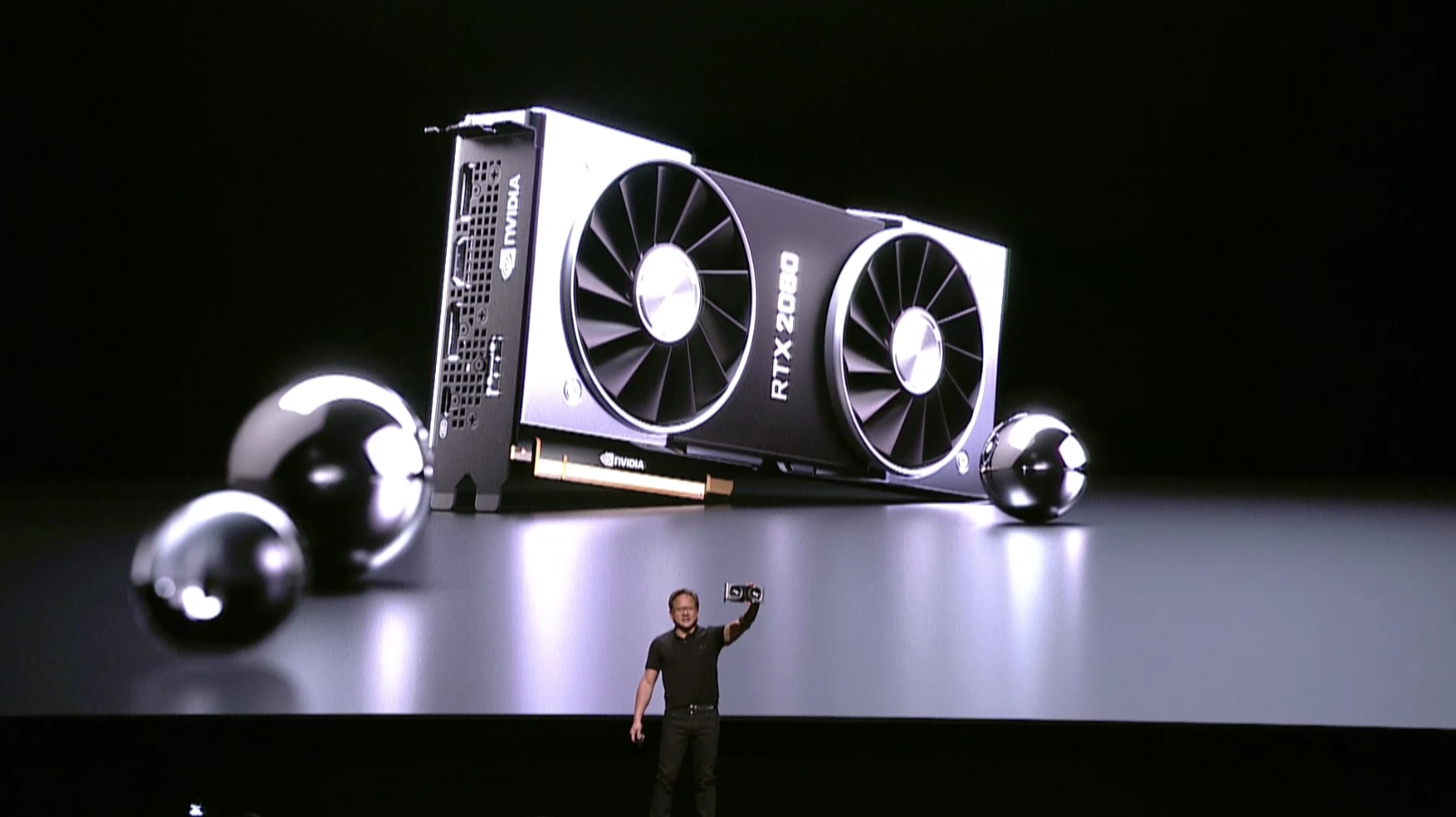 Nvidia keynote
