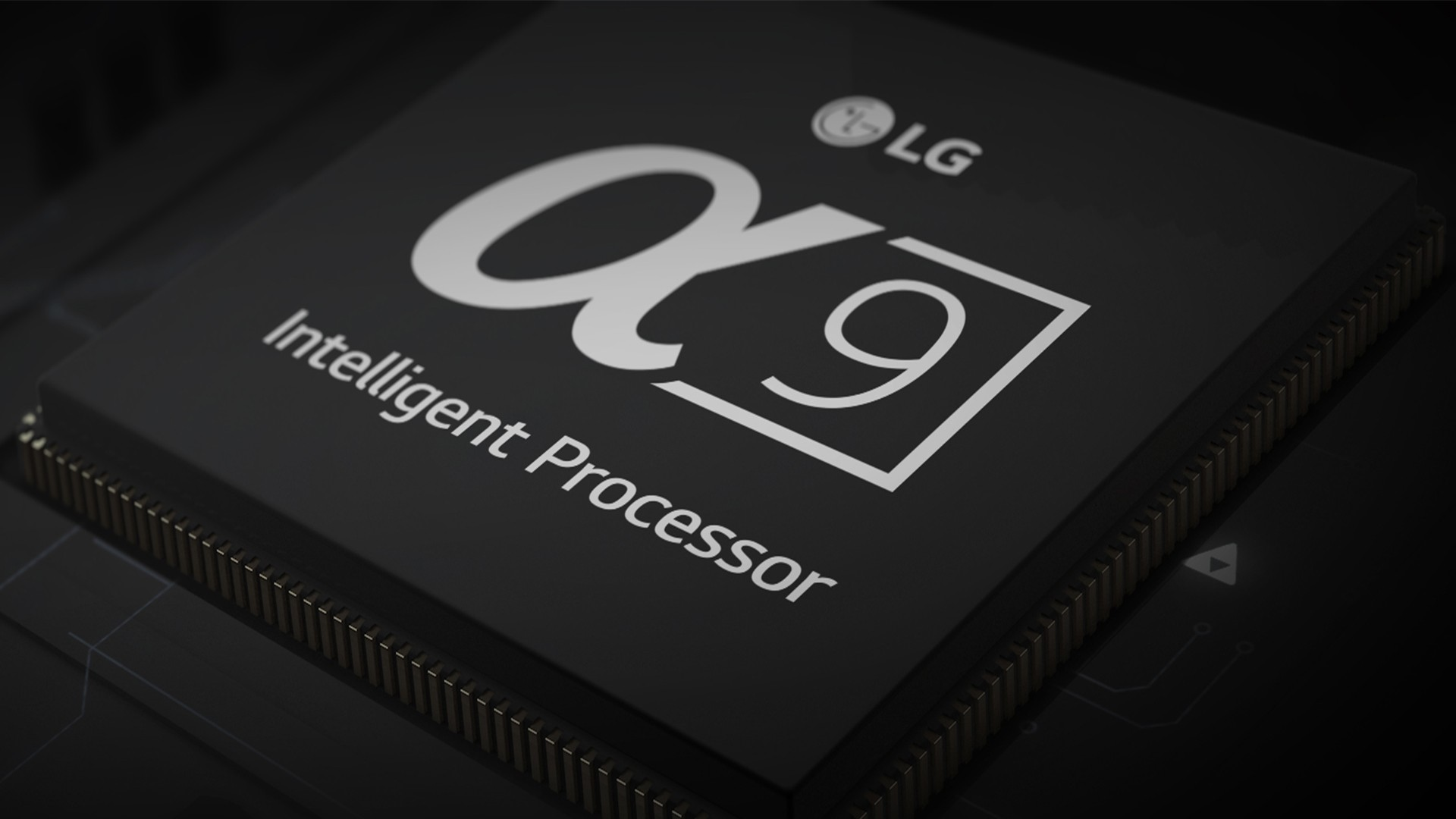 LG a9 intelligent processor