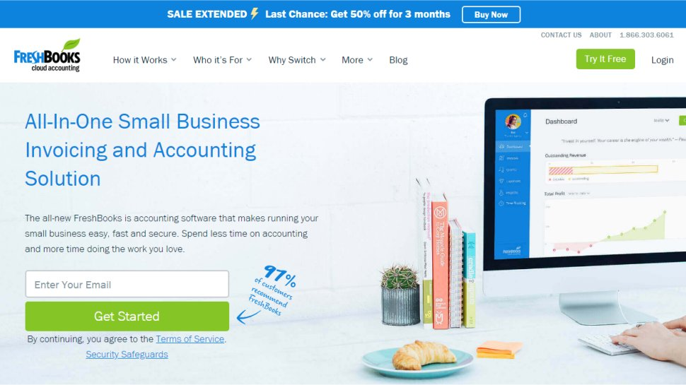 Freshbooks - A product tailored for SMBs